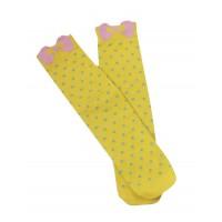 Women's Bow Yellow